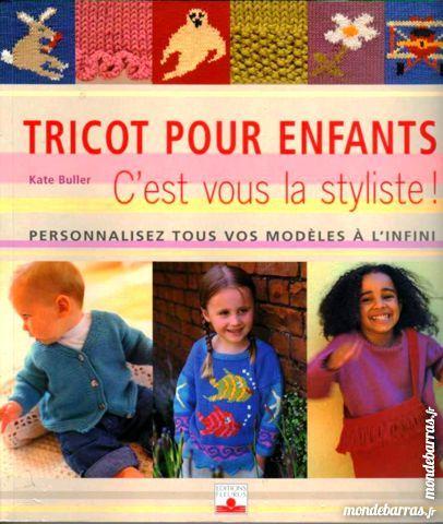 TRICOT POUR ENFANTS - COUTURE 14 Laon (02)