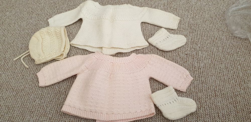 TRICOTE MAIN Vêtements nouveau-né VINTAGE 15 Gaillac (81)