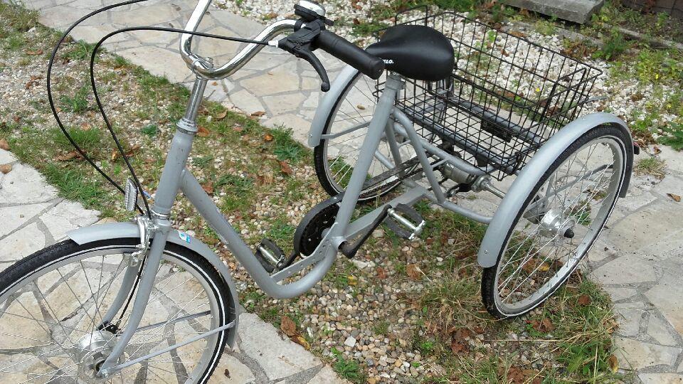 tricycle thérapeutique état neuf  0 Royan (17)