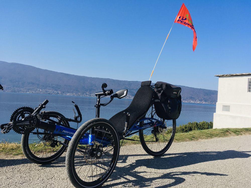 Trike électrique pliant 0 Annecy-le-Vieux (74)