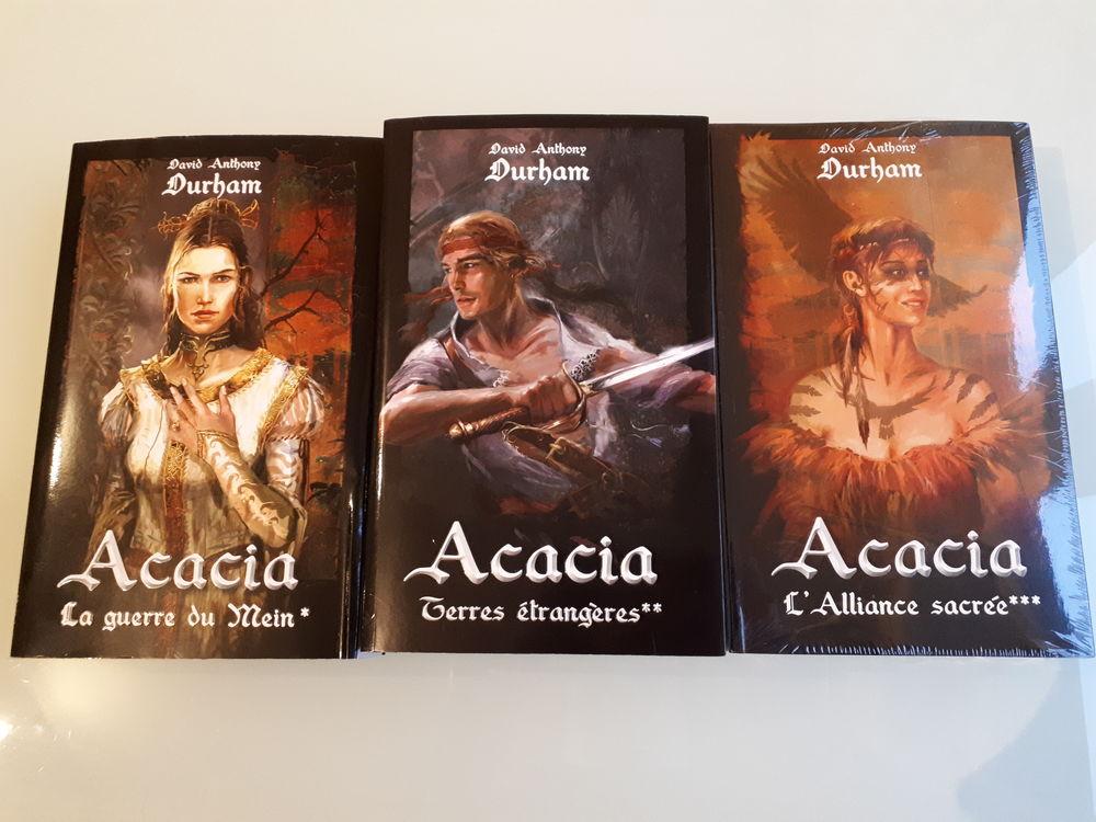Trilogie Acacia de David Anthony Durham Livres et BD