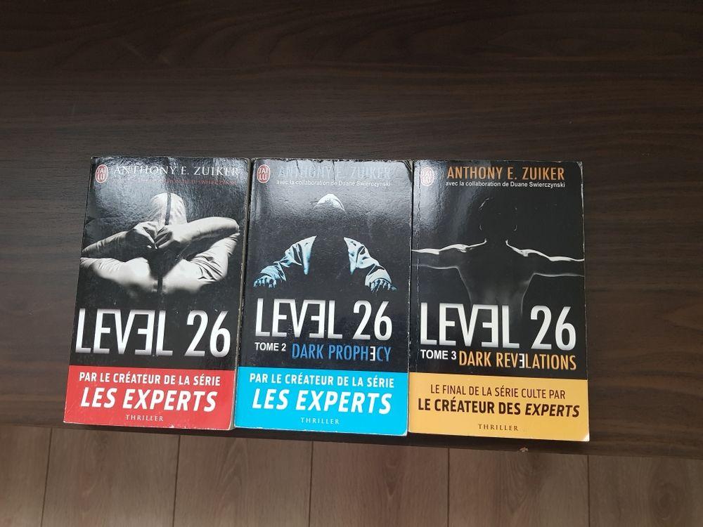Trilogie LEVEL 26 12 Hœrdt (67)