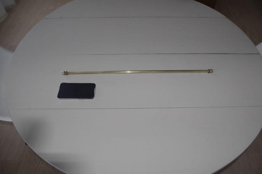 Tringle à rideaux extensible laiton 5 Grenoble (38)