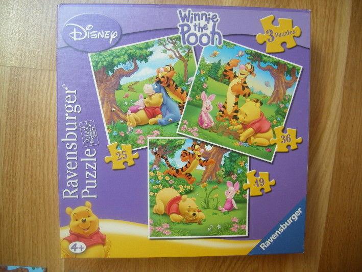 Triple puzzle Winnie 5 Rignovelle (70)