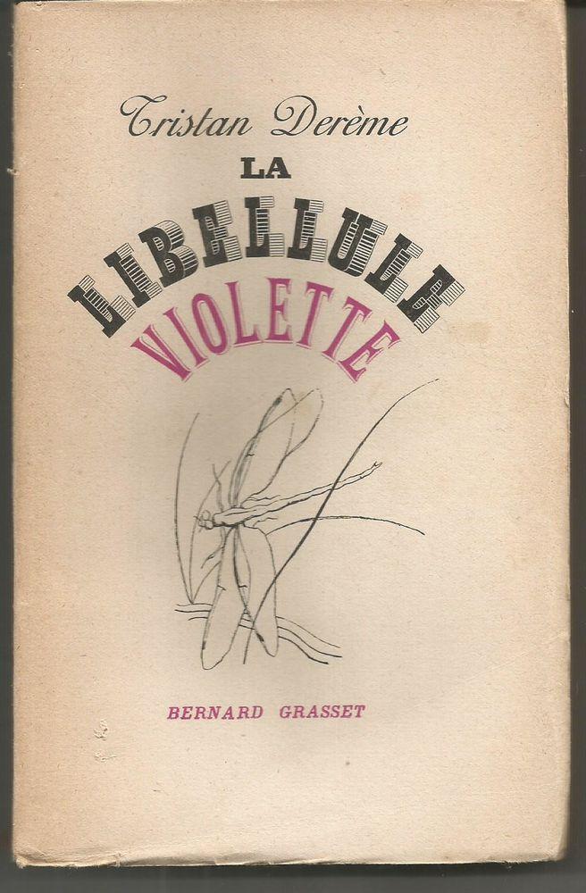 Tristan DEREME La libellule violette 8 Montauban (82)