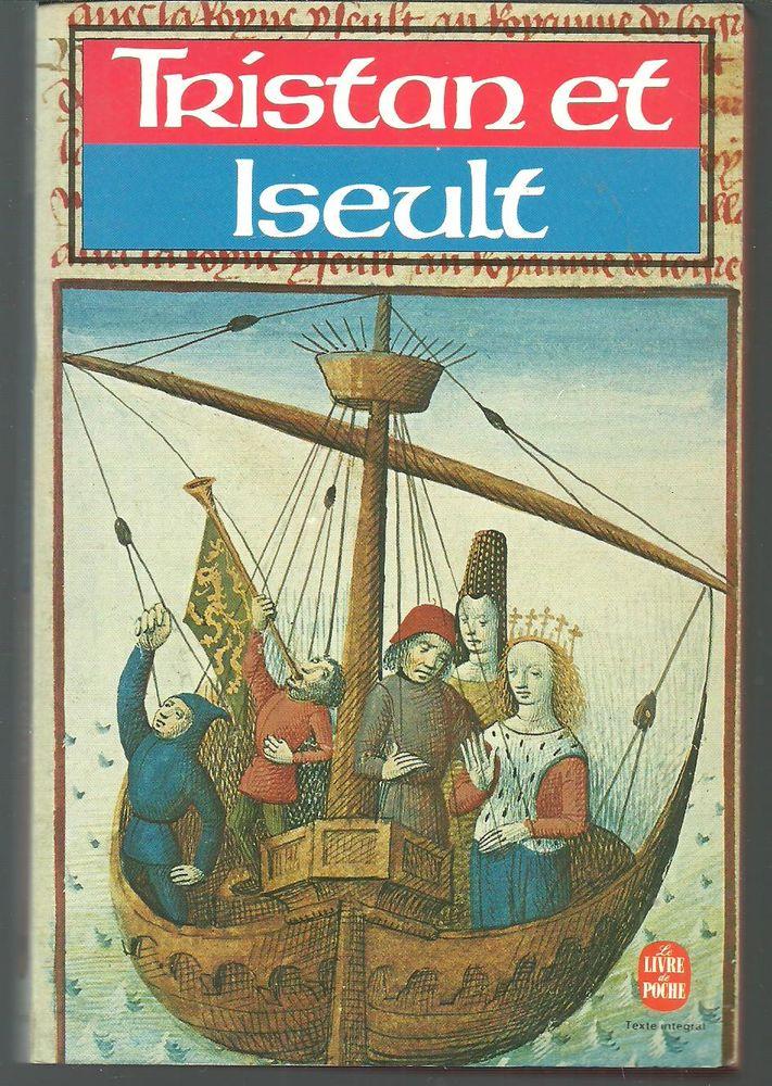 TRISTAN et ISEULT renouvelé en français moderne par René LOUIS  2 Montauban (82)