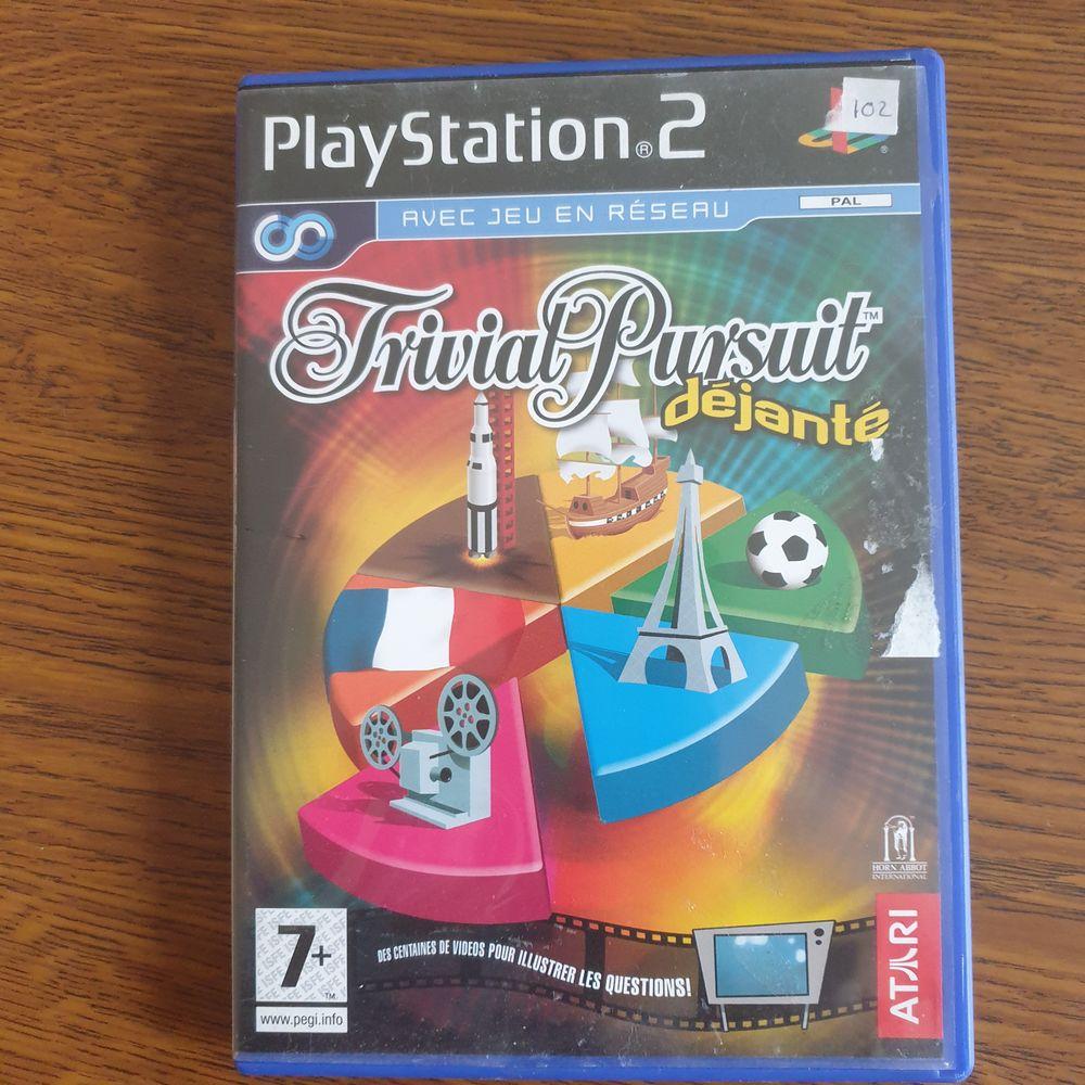 Trivial Pursuit : Déjanté sur PS2 5 Lunéville (54)