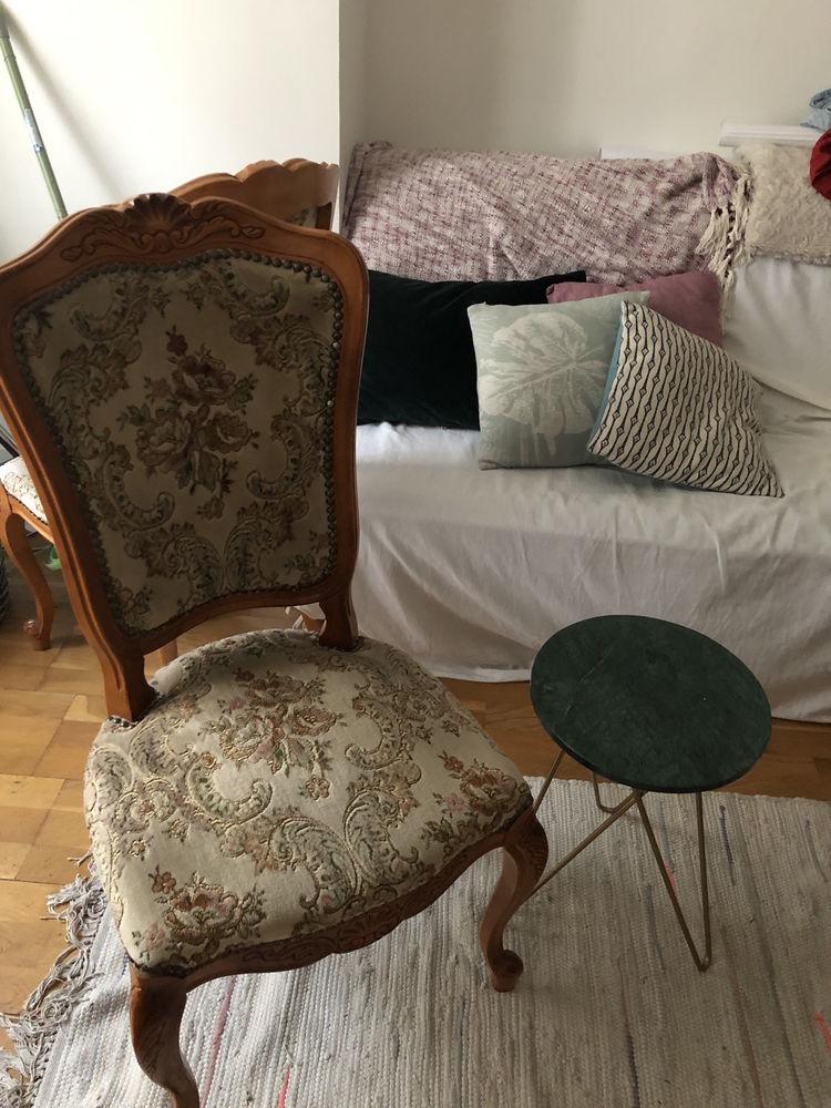 Lot de trois chaises Louis XV 0 Paris 10 (75)
