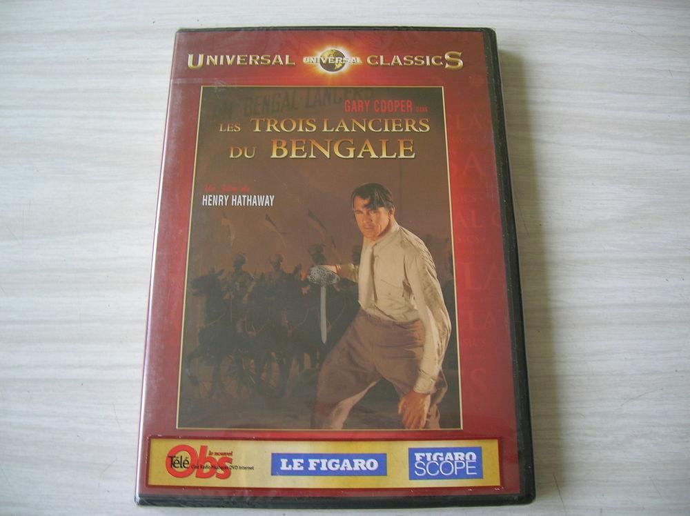 DVD LES TROIS LANCIERS DU BENGALE 11 Nantes (44)