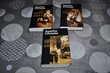 Lot de trois livres Agatha Christie