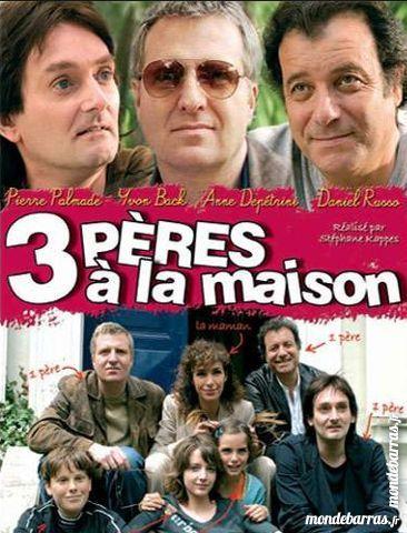 K7 Vhs: Trois pères à la maison (297) DVD et blu-ray