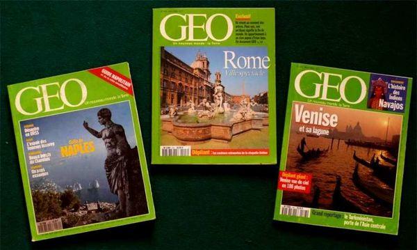 TROIS VILLES D'ITALIE / prixportcompris Livres et BD