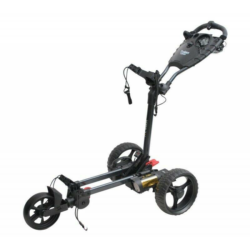 Trolem Chariot DE GOLF électrique T.ZENDO VARIO SPEED Sports