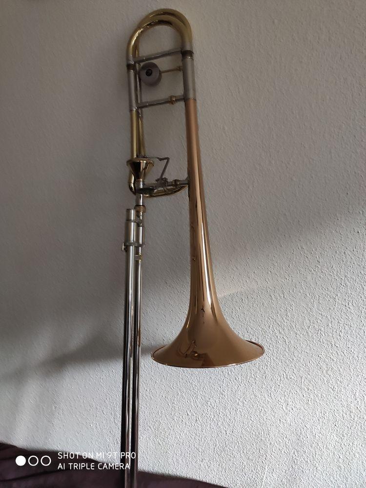 trombone Instruments de musique