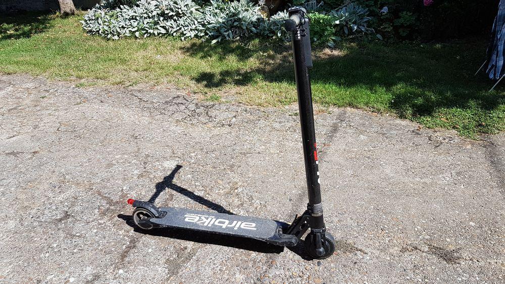 Trotinette électrique( Airbike Ali5 v2) 200 Montcaret (24)