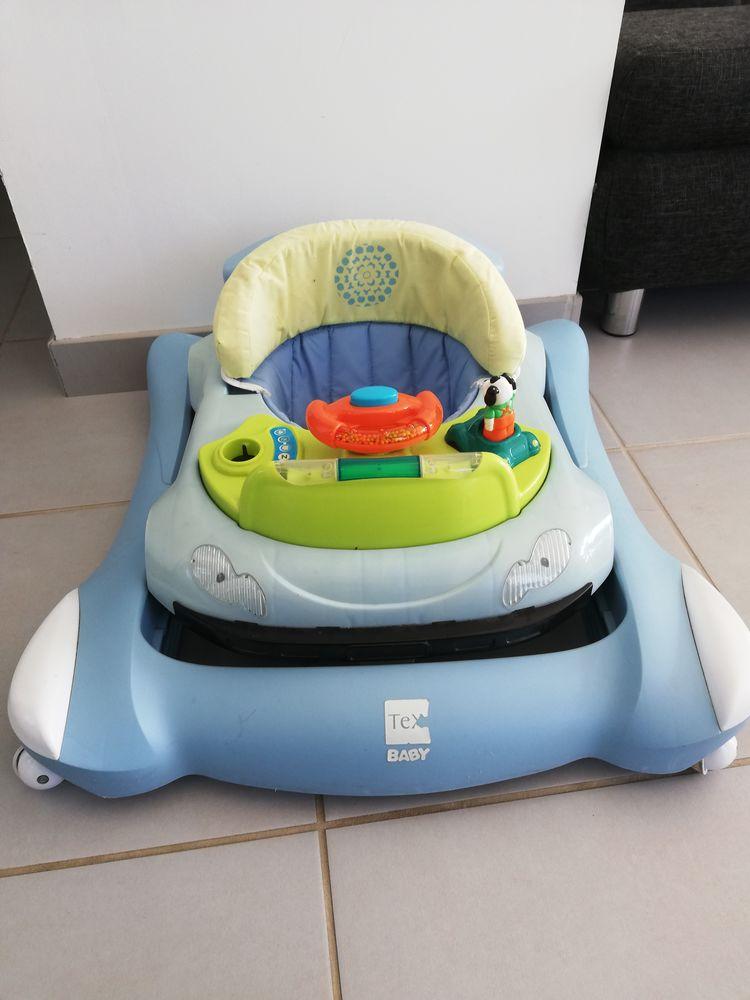 Trotteur pour les 1er pas de bébé  5 Plouay (56)