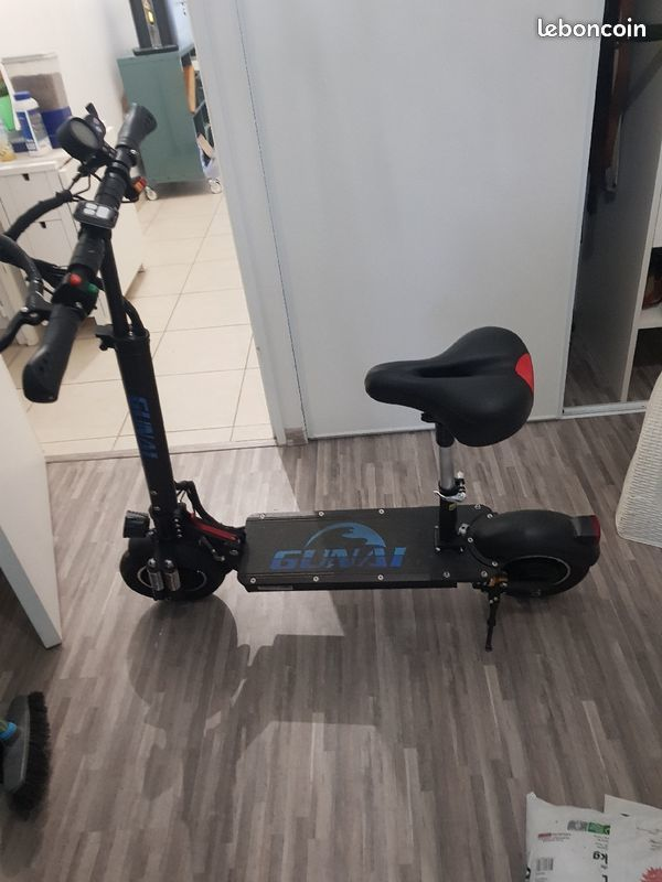 Trottinette Electrique Gunai Sports