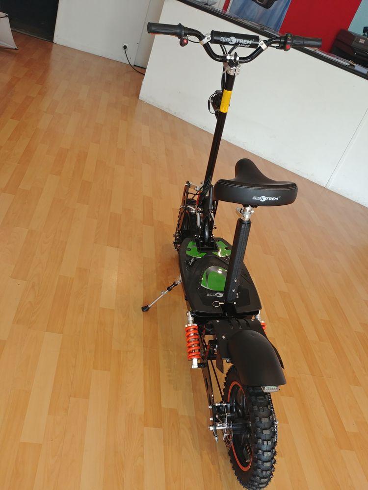 TROTTINETTE ELECTRIQUE  TOUT TERRAIN Vélos