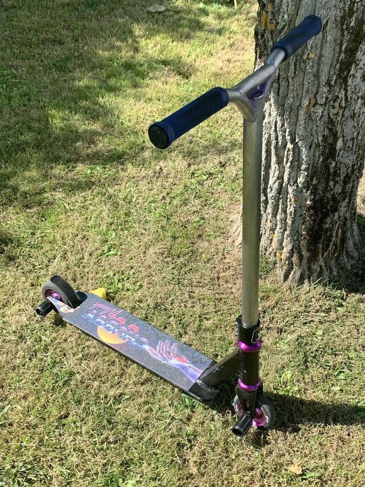 Trottinette freestyle blunt scooter Sports
