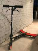 TROTTINETTE 3 ROUES SLIDER BLACK / RED 
