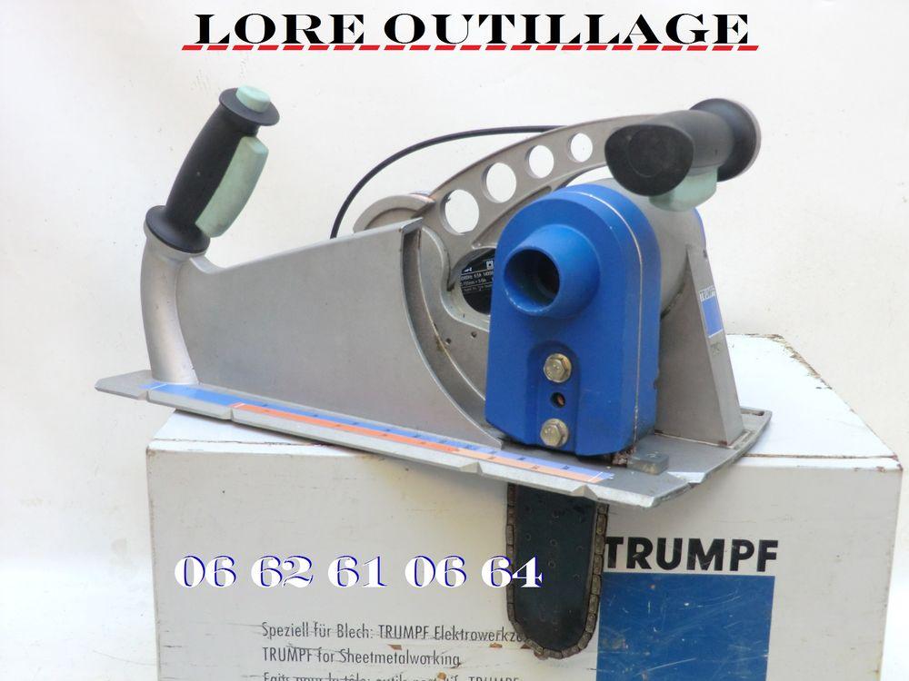 TRUMPF TPC 150-2 / Scie à panneau sandwich Bricolage