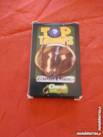 Top Trumps Chevaux et Poneys (27) 5 Tours (37)