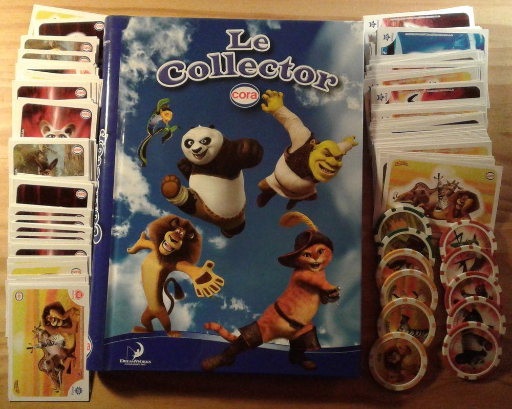 Lot ttes les cartes + collector vide + qq jetons, DreamWork 10 Lens (62)
