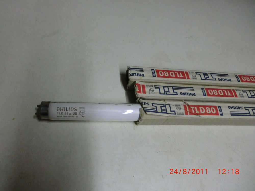 lot de tubes fluorescents en 1,50 m P1 20 Grézieu-la-Varenne (69)