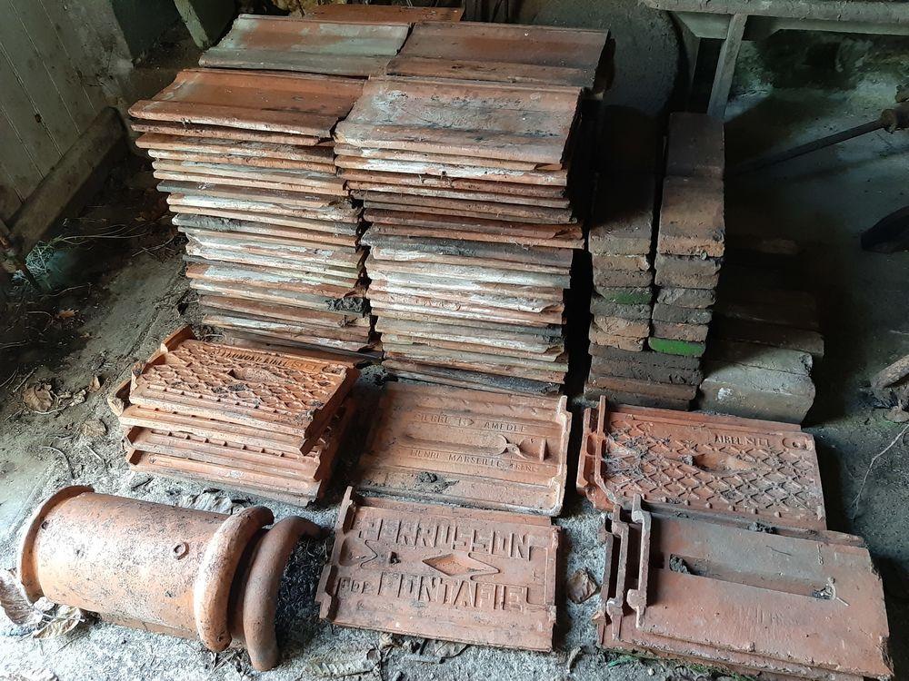 Tuiles et briques anciennes Bricolage