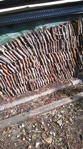 Tuiles occasion annonces achat et vente de tuiles paruvendu mondebarras - Tuile redland 24 plein ciel ...