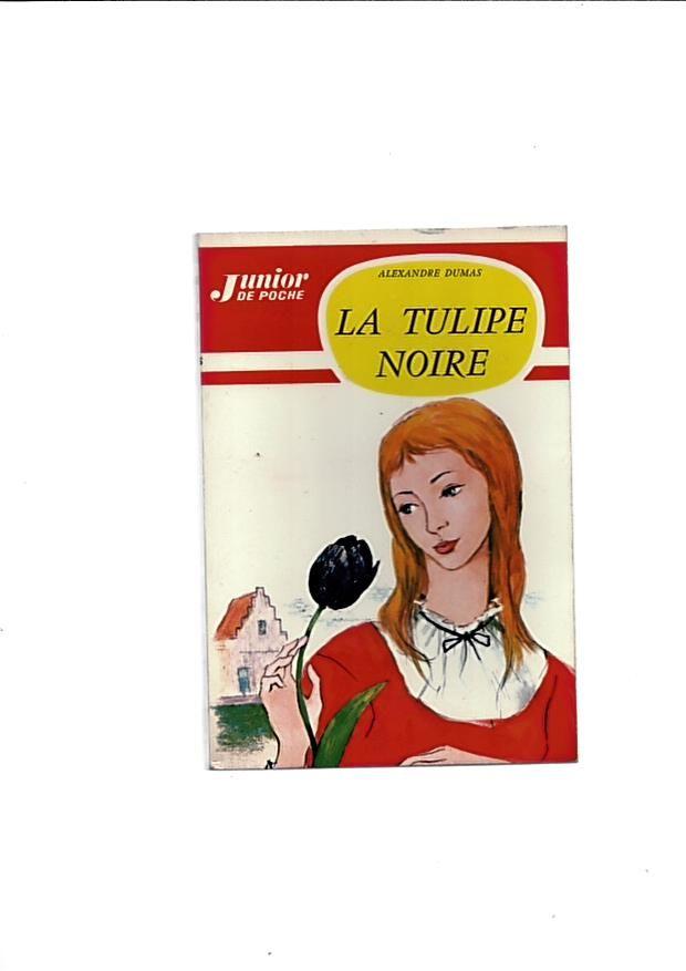 La Tulipe Noire  n°12 de 1963 2 Saint-Jean-d'Angély (17)