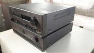 Tuner et Ampli Luxman 120 Houilles (78)