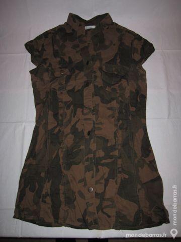 Tunique femme motif militaire mim taille 1 10 Chalon-sur-Saône (71)
