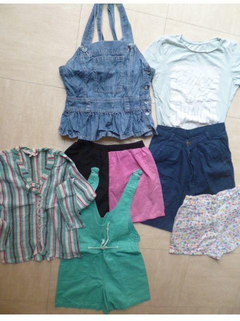 10 ans - tuniques, shorts, tee shirts - zoe 1 Martigues (13)