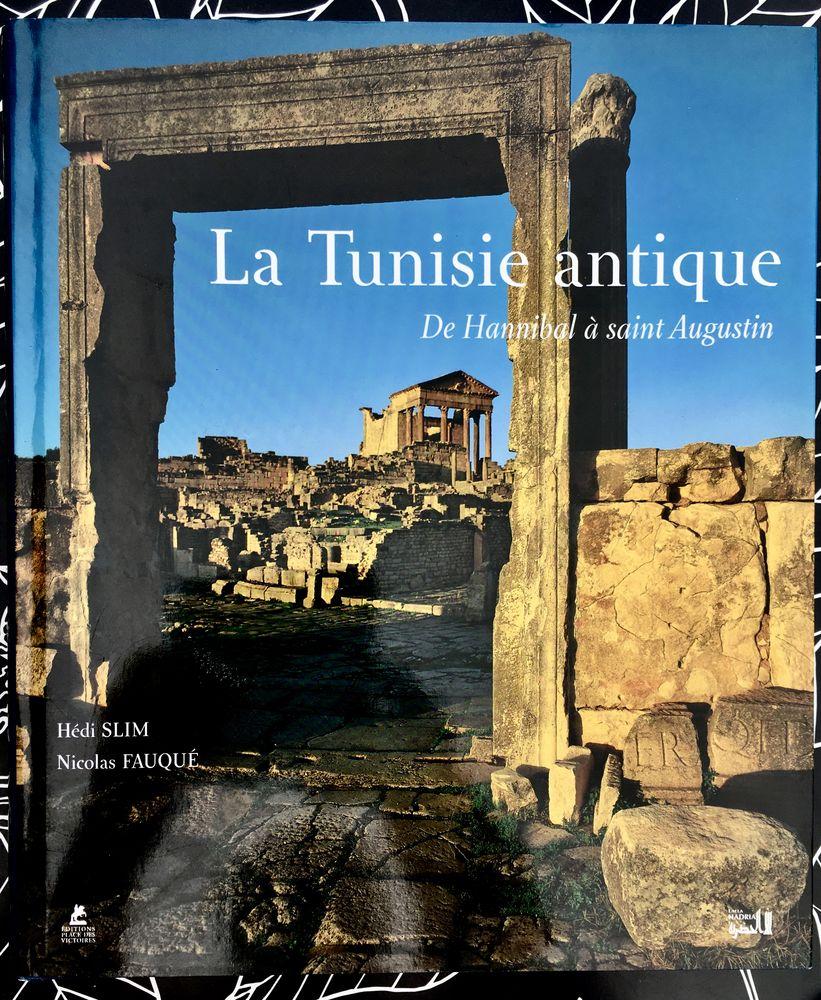 La Tunisie antique de Hannibal à Saint-Augustin, Livre neuf  22 L'Isle-Jourdain (32)