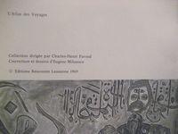 TURQUIE de Claude Duthuit Livres et BD