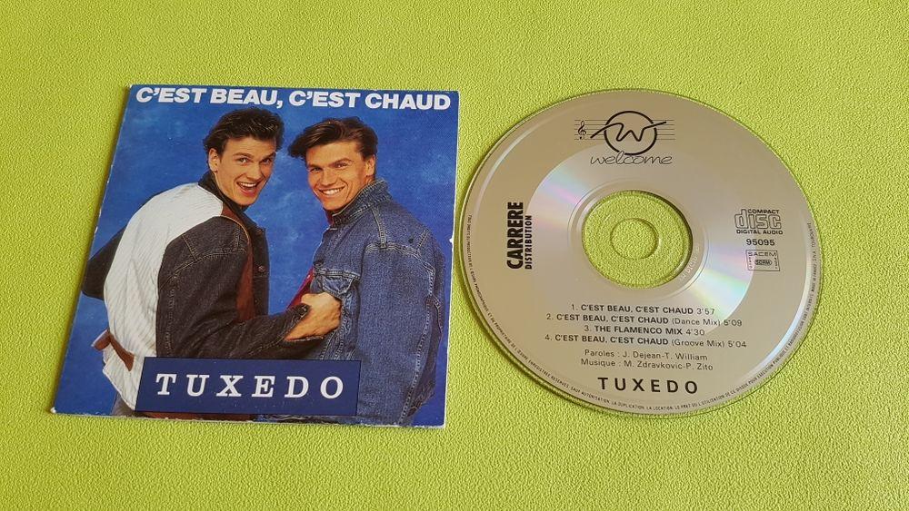 TUXEDO CD et vinyles