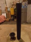 tuyau 1 m 50 diamètre 180 faire prix  0 Saran (45)