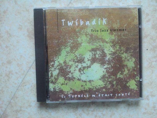TWIBADIK TRIO JAZZ KLEZMER SI SYPHÉLÉ M'ÉTAIT CONTÉ - 2002 0 Massy (91)