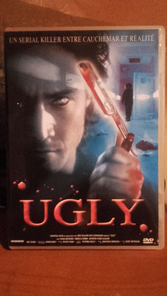 DVD Ugly The terror Beyond justice. Livraison possible. 1 Rixheim (68)