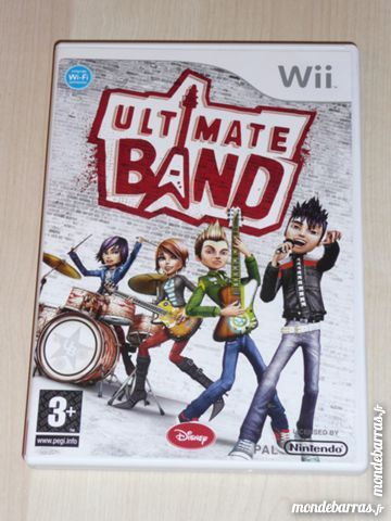 JEU Wii ULTIMATE BAND 5 Escalquens (31)