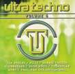 CD    Ultra Techno   -   Volume 6 Bagnolet (93)