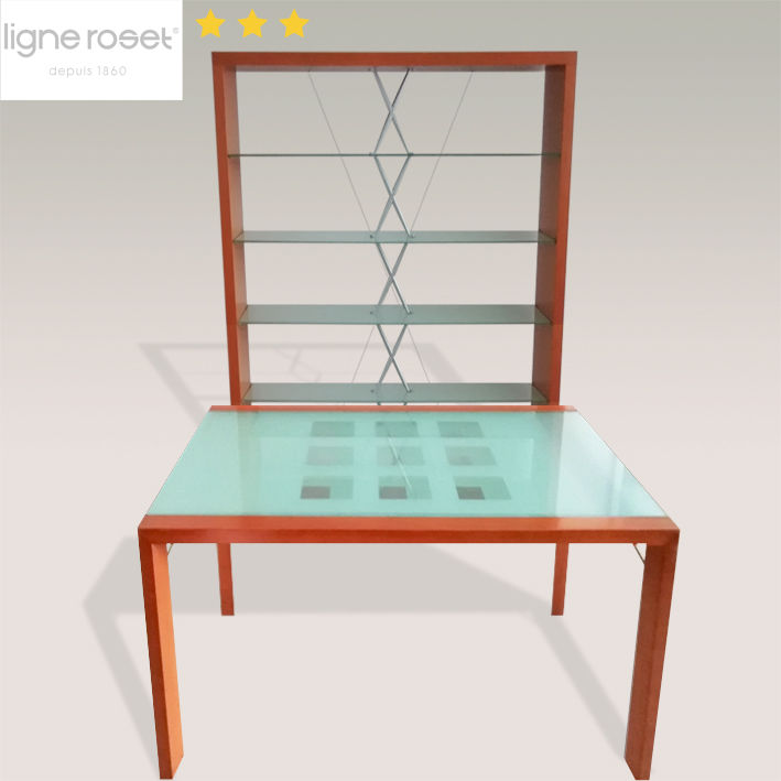 UNIQUE TABLE ET ÉTAGÈRE LIGNE ROSET 600 Paris 20 (75)