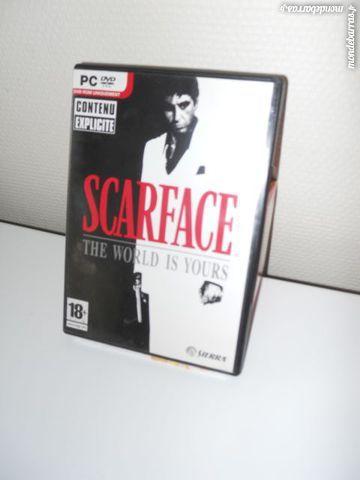PC DVD Rom uniquement SCARFACE 18 ans et + 10 Rennes (35)