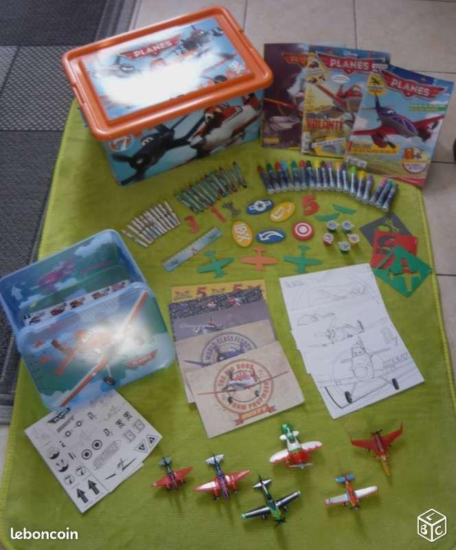 L'Univers de Planes ... Jeux / jouets