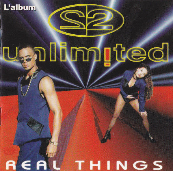 cd 2 Unlimited  Real Things (état neuf) 6 Martigues (13)