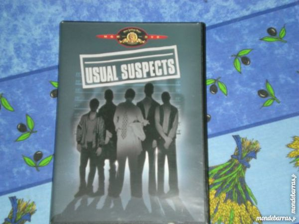 DVD « USUAL SUSPECTS » 3 Saleilles (66)