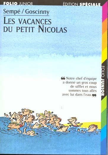 Les vacances du petit nicolas 4 Saint-Sauveur (80)