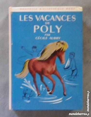 LES VACANCES DE POLY BIBLIO ROSE 167 DE 1967 3 Attainville (95)
