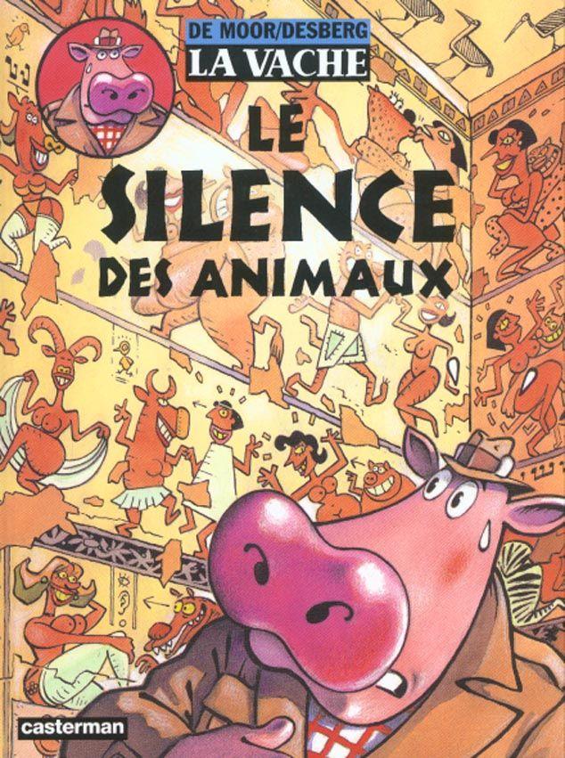 LA VACHE Le silence des animaux 8 Nantes (44)